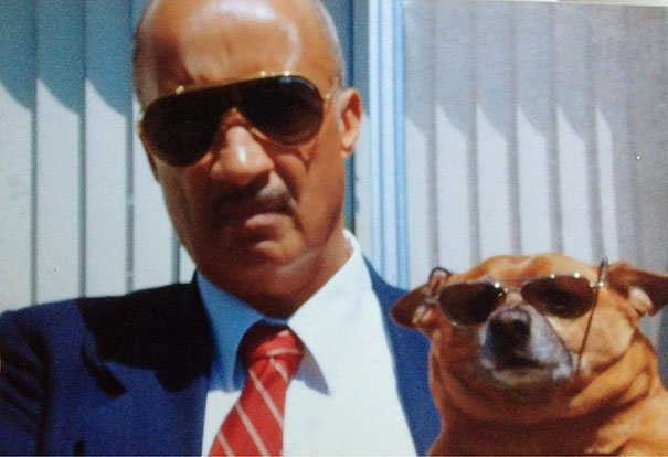 papà inseparabili dai loro cani1