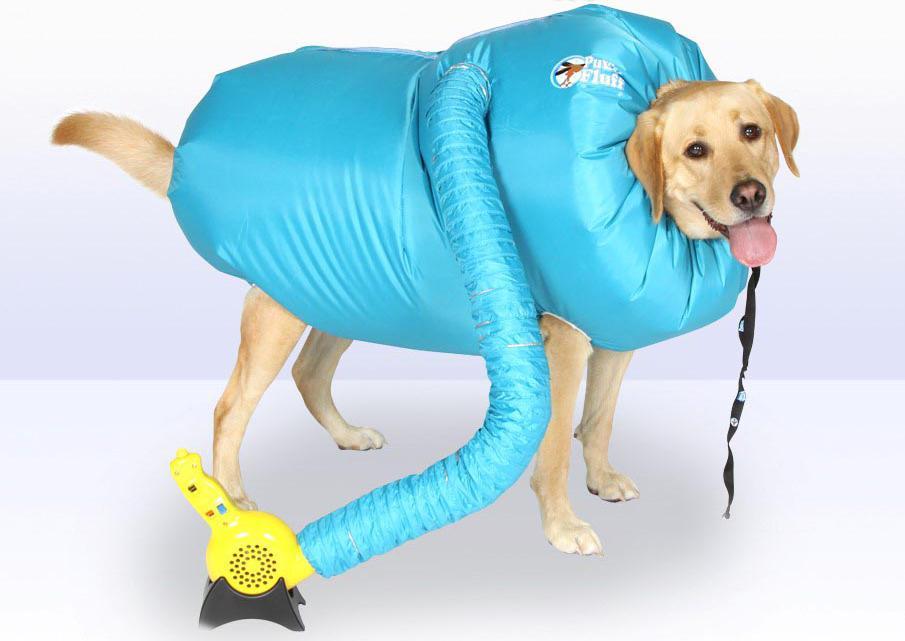 puff-n-fluff nuovo asciuga cane