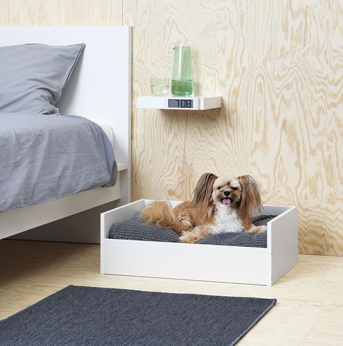 Ikea lancia lurvig collezione per animali domestici